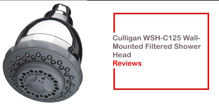 Culligan WSH-C125 Filter Head Review